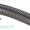 Corrugated Flexible Nylon Conduit  ( PB )