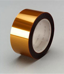 3M 5433 Linered Low Static Polyimide Film Tape