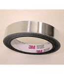 3M 1170 Aluminum Foil, Conductive Acrylic Adhesive (linered)