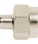 F-Connector Terminators, Card of 10 (85-038)