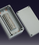 Aluminium Terminal Block Box 30PAS (BC-AL-30P-AS)