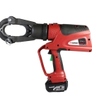 Burndy PAT46LW18V250V Hydraulic Self Contained Battery Actuated tool