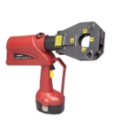Burndy PAT81KFT18V250V Battery Actuated 4-Point Crimping Tool, Hydraulic Self, 6 Ton