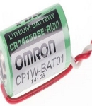 CP1W-BAT01 OMRON Non-Rechargeable Lithium Battery