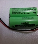 Sanyo 2CR17450 3V Lithium Non-Rechargeable