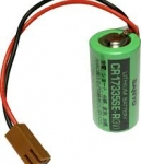 CR17335SE-R(Sanyo) 3V Lithium Non-Rechargeable C/W Plug
