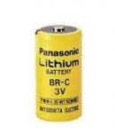 BR-C(Panasonic) 3V Lithium Non-Rechargeable