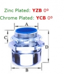 Liquid Tight Metal Connectors YZB/YCB