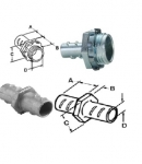 Screw-in Fittings For Flexible Metallic Conduits