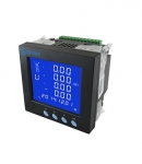 FU2200B RS485 AND RJ45 DIGITAL POWER METER WITH PC SOFTWARE