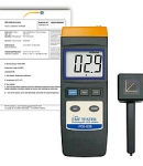 Gauss Meter PCE-G28-ICA incl. ISO Calibration Certificate