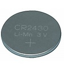 Non Rechargeable Coin Cell Battery CR2430